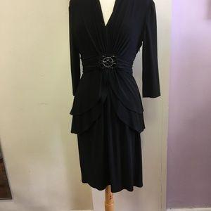 Maggy London Black Women's Dress